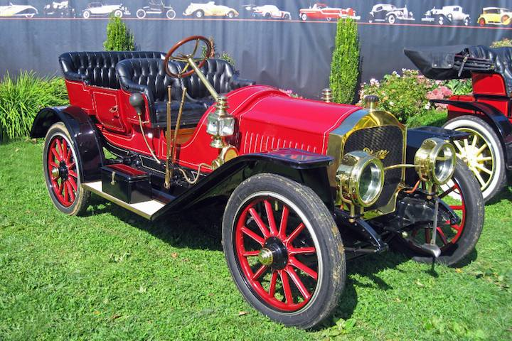 1910 Elmore Model 36 Demi-Tonneau