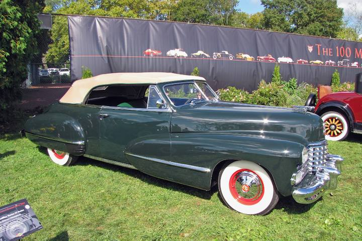 1942 Cadillac Convertible Coupe
