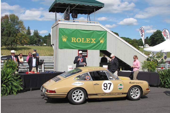 1967 Porsche 911 - Bruce Ellsworth