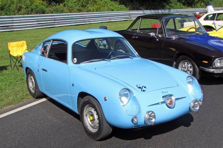 Fiat Abarth 750 Zagato