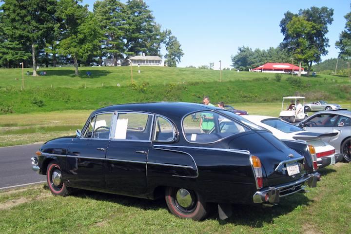 1966 Tatra T-2 603 - Ivo Slezak