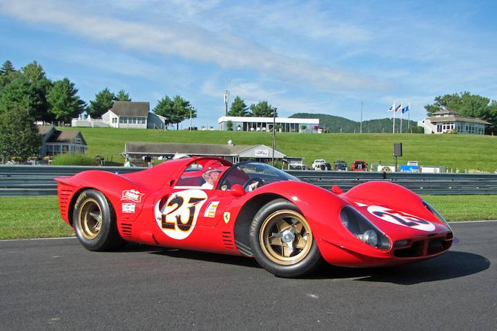 1967 Ferrari P3/4 (Chassis 0846) - Jim Glickenhaus