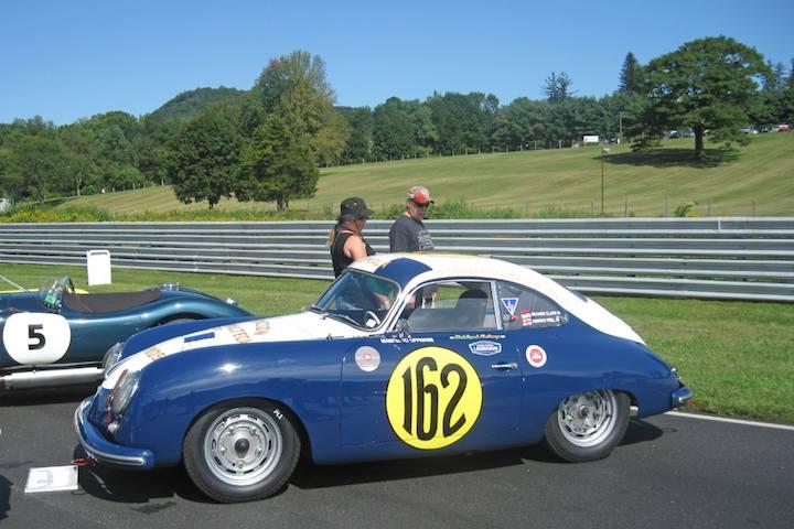 1952 Porsche 356 - Andy Perill