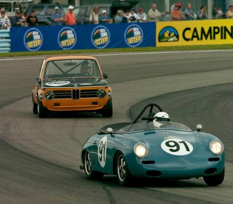 U.S. Vintage Grand Prix At Watkins Glen