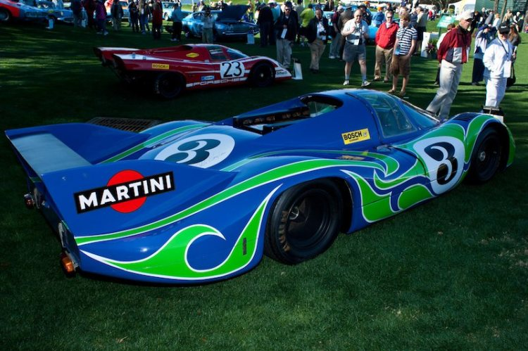 1970 Porsche 917LH - Simeone Foundation