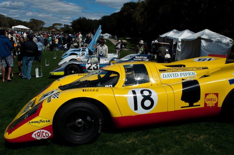 1969 Porsche 917K - Christian and Sonia Zugel