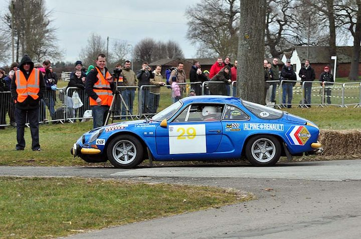 Alpine A110 of Charles Reynold