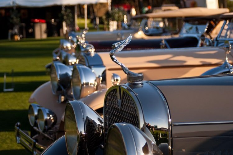 1928 Hudson 4-Door Convertible Sedan: Eldon and Esta Hostetler