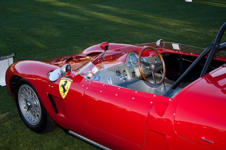 1962 Ferrari Dino 196 SP: Jimmy and Lisa Dobbs