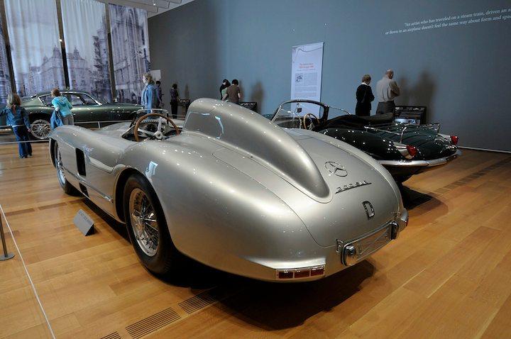 1955 Mercedes-Benz 300SLR (W 196 S)