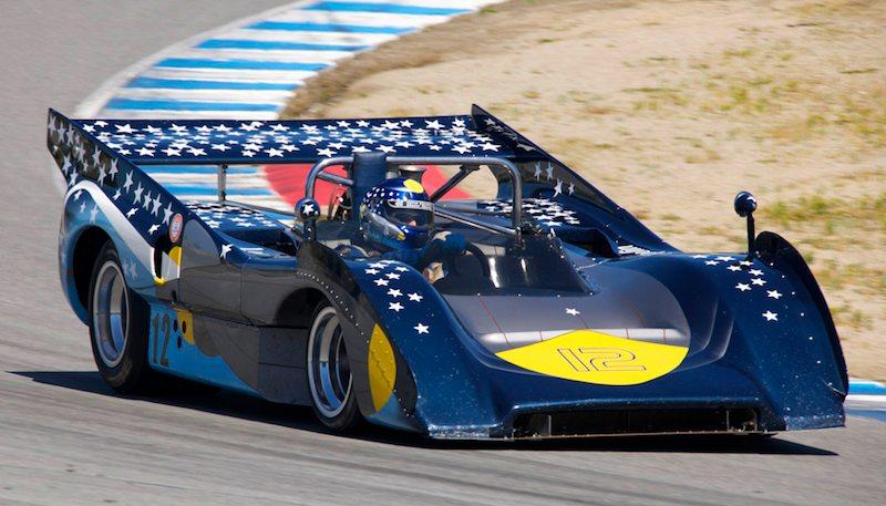 1971 M8E/D McLaren of  Jules Moritz, Jr.