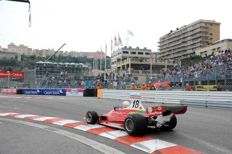 1975 Ferrari 312T - Giancarlo Casoli