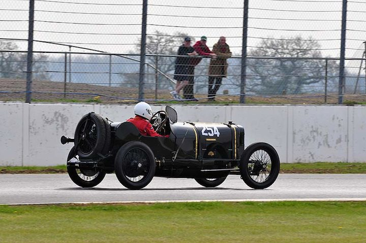 1914 Sunbeam TT of Nicholas Pellett