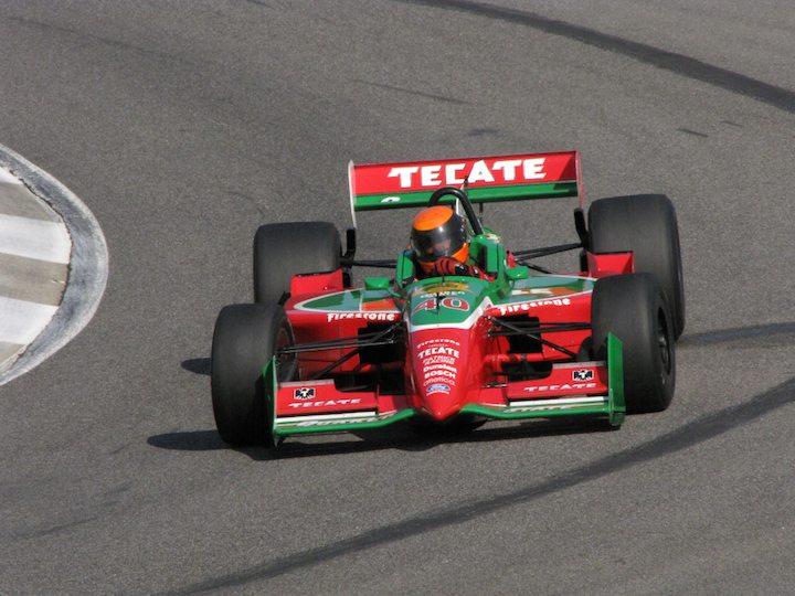 Reynard Champ Car - John Burke