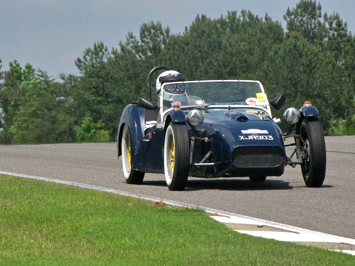 Lotus XV - Dudley Cunningham
