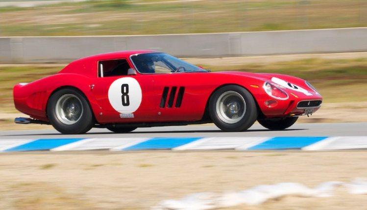 Greg Whitten's 1962 Ferrari 250 GTO (3413GT).