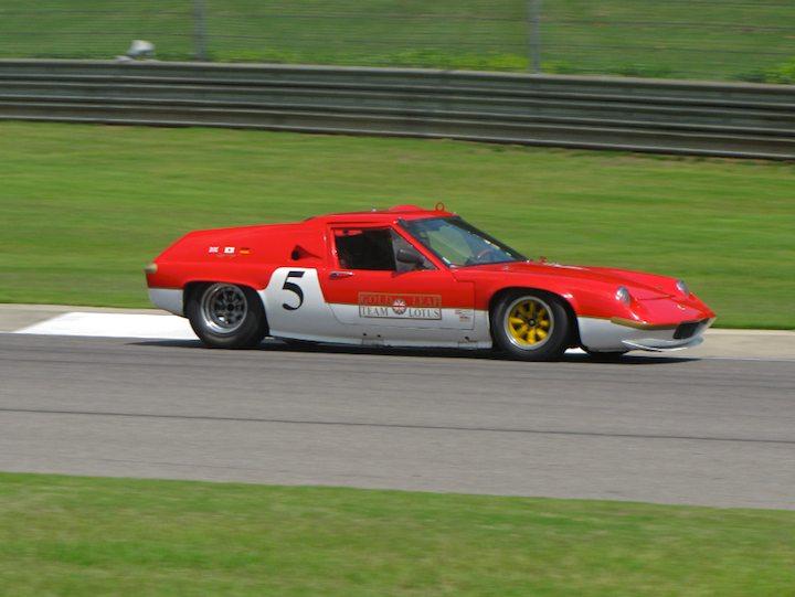 Lotus Europa 47 - Jim Roberts