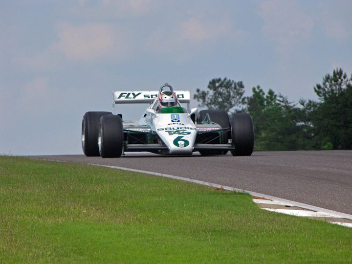 Williams FW08C - Michael Fitzgerald