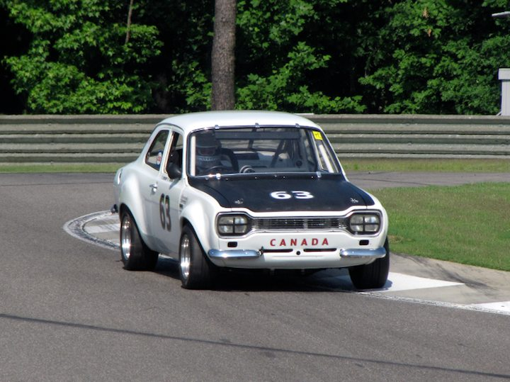 Ford Escort Mk I Twin Cam - Ross Bremer