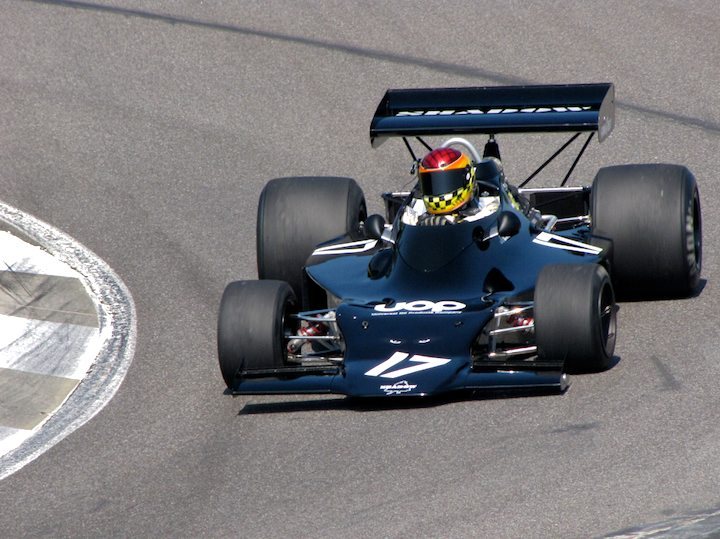 1973 Shadow DN1 - Keith Frieser