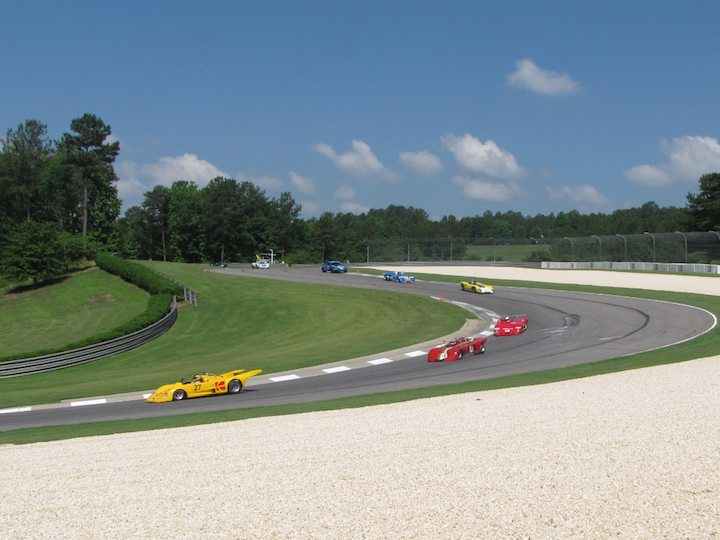 Two Litre Sports Cars at Barber Motorsports
