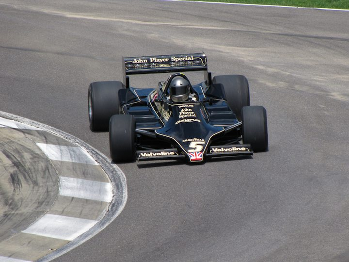 Lotus 79 - Chris Locke
