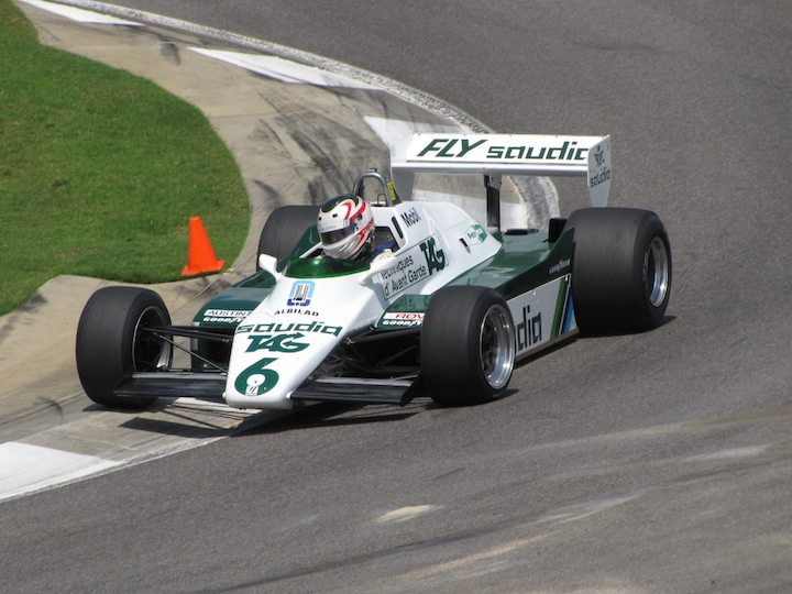 Williams FW08C - Michael Fitzgerald