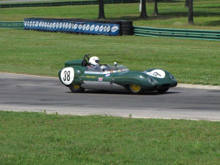 Lotus Eleven Le Mans - Bruce Miller