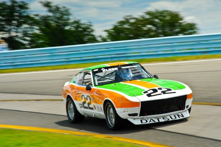 James Ashe Jr. - Datsun 240Z