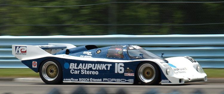 Porsche 962 Group C - Zak Brown