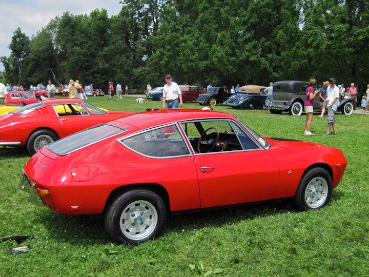 1971 Lancia Fulvia Sport 1.3S Zagato