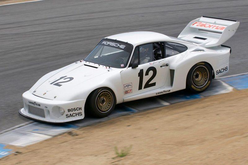 Porsche 935 of Bruce Canepa