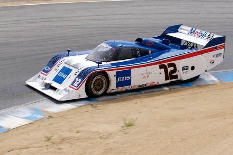 Fast describes the 1990 Intrepid GTP/Group C driven by Rudy Junco.