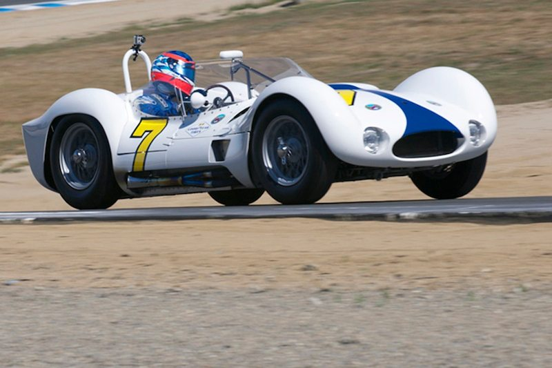 To dream for - Jonathan Feiber's Tipo 61 Birdcage Maserati.