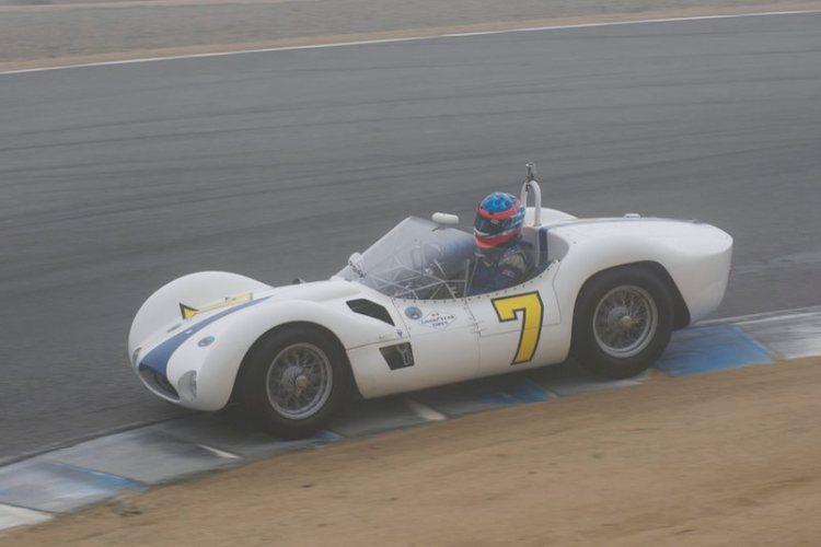 Maserati T61 Birdcage of Jonathan Feiber
