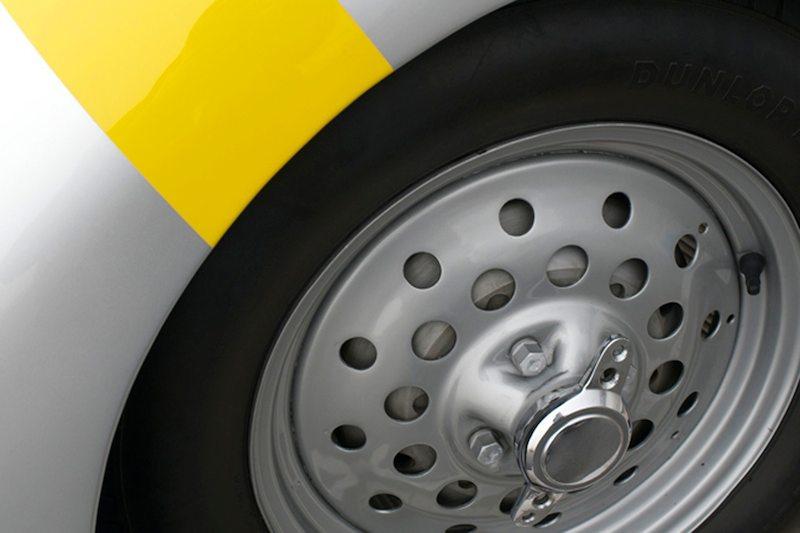 Glockler Porsche lightweight wheel.