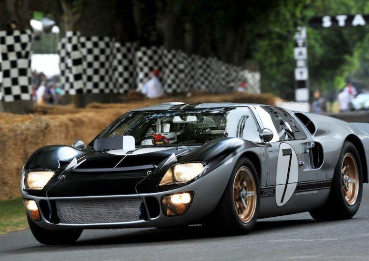 Ford GT40 MK II A