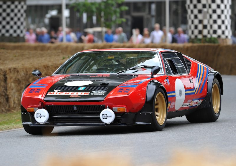 De Tomaso Pantera Group 4