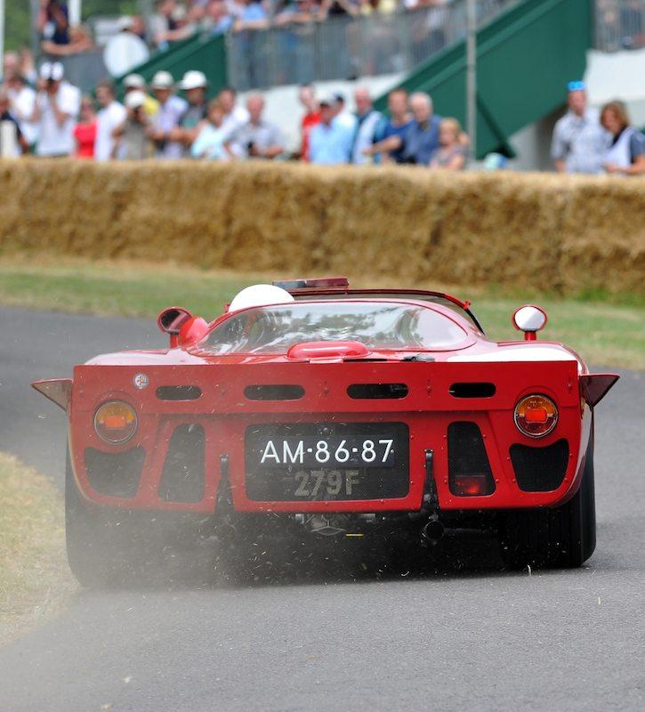 Alfa Romeo Tipo 33/2 'Daytona'