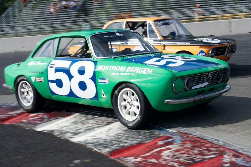 Jon Norman's Alfa Romeo GTV.