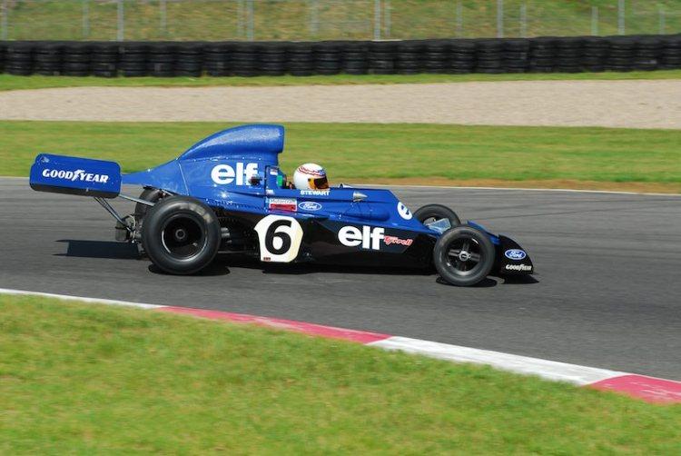 #6- John DeLane- Tyrrell 006.
