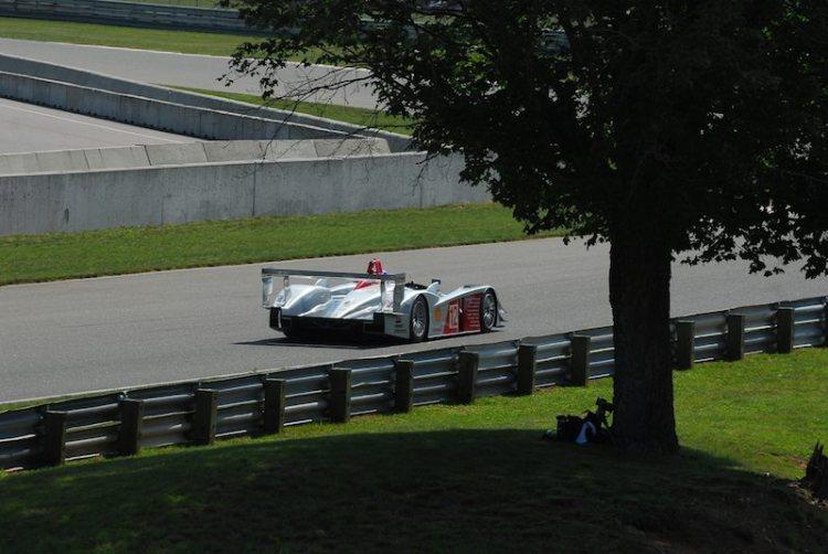 #12- Travis Engen- Audi R8 LMP.