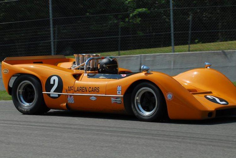 #2- Robert Ryan- McLaren M6-B.
