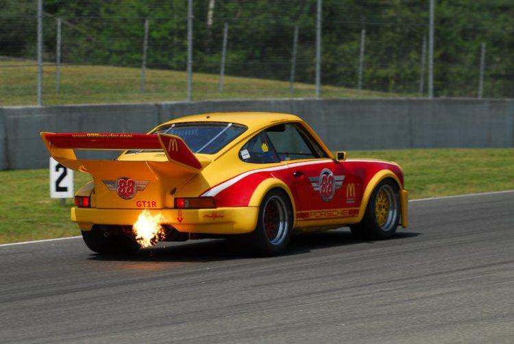 #88- Martin Harvey- Porsche 911.