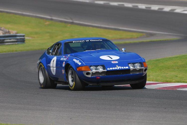 #1- Lorne Leibel- Daytona Ferrari.