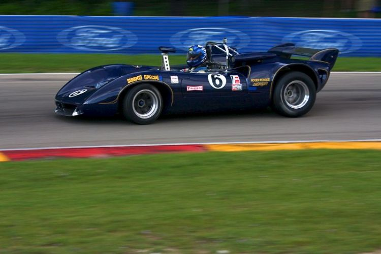 Sunoco Special Lola T70 - Patrick Hogan