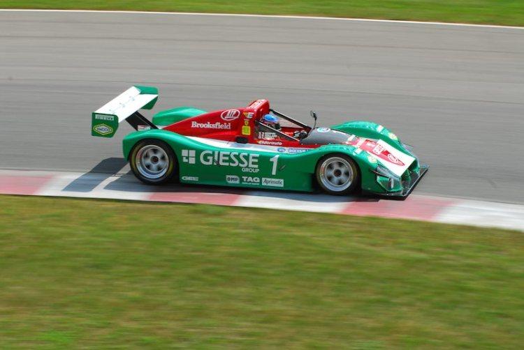 #1- Lawerence Stroll  Ferrari 333SP.