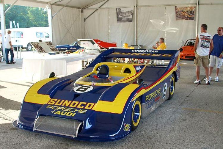Porsche 917/30 part of Mark Donohue Tribute