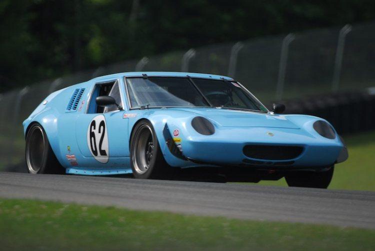 #62- Sylvain Julien, Lotus Europa 47.