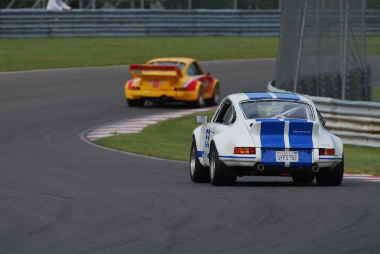 #59- Peter Stoneberg, IMSA GT Porsche 911 RSR.